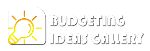 Budgeting Ideas Gallery